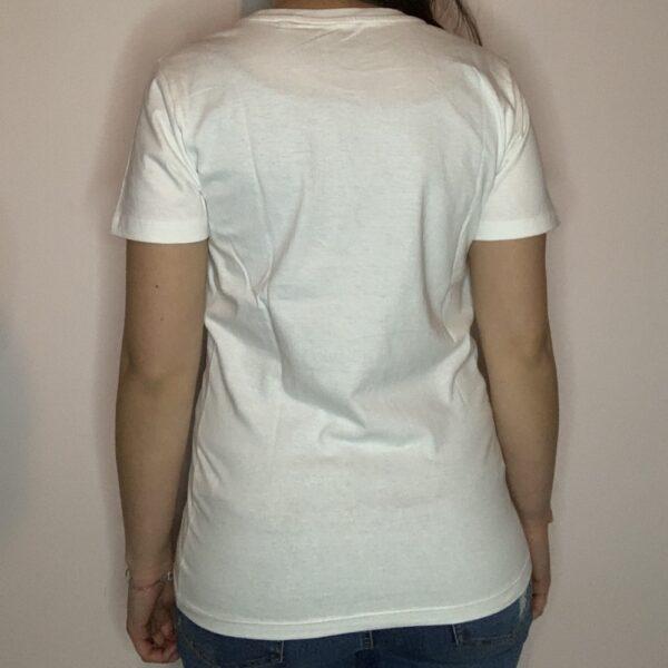 T-shirt Night Sea Bianco 2