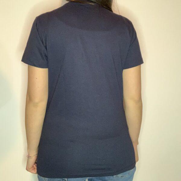 T-shirt Night Sea Blu Navy 2