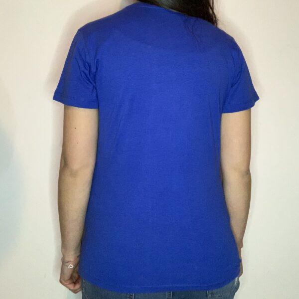 T-shirt Night Sea Blu Royal 2